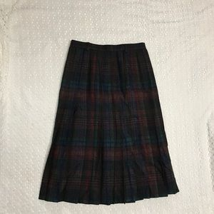 Vintage Basler wool skirt